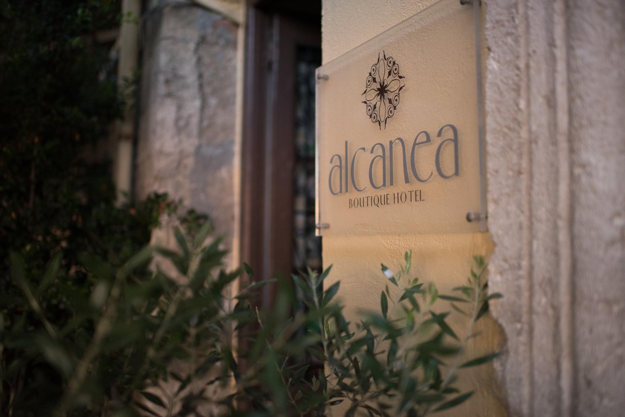 Alcanea Hotel in Chania Crete Greece