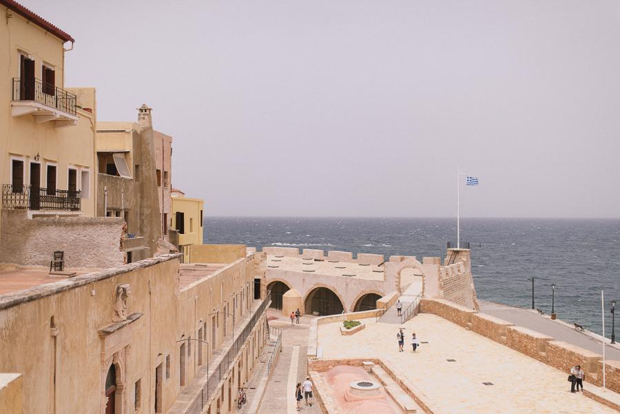 Firkas view from Alcanea hotel