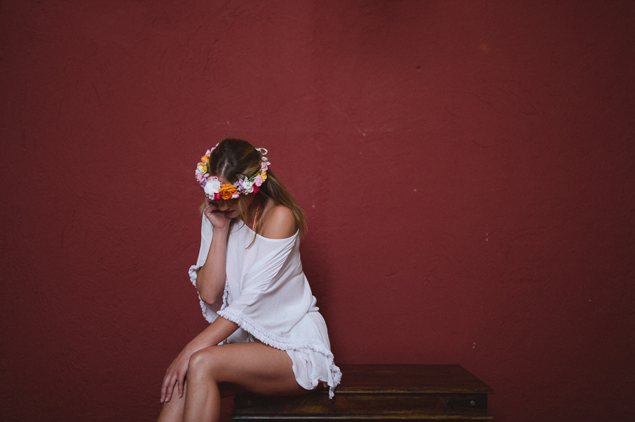 Boudoir photographer Chania Crete Greece