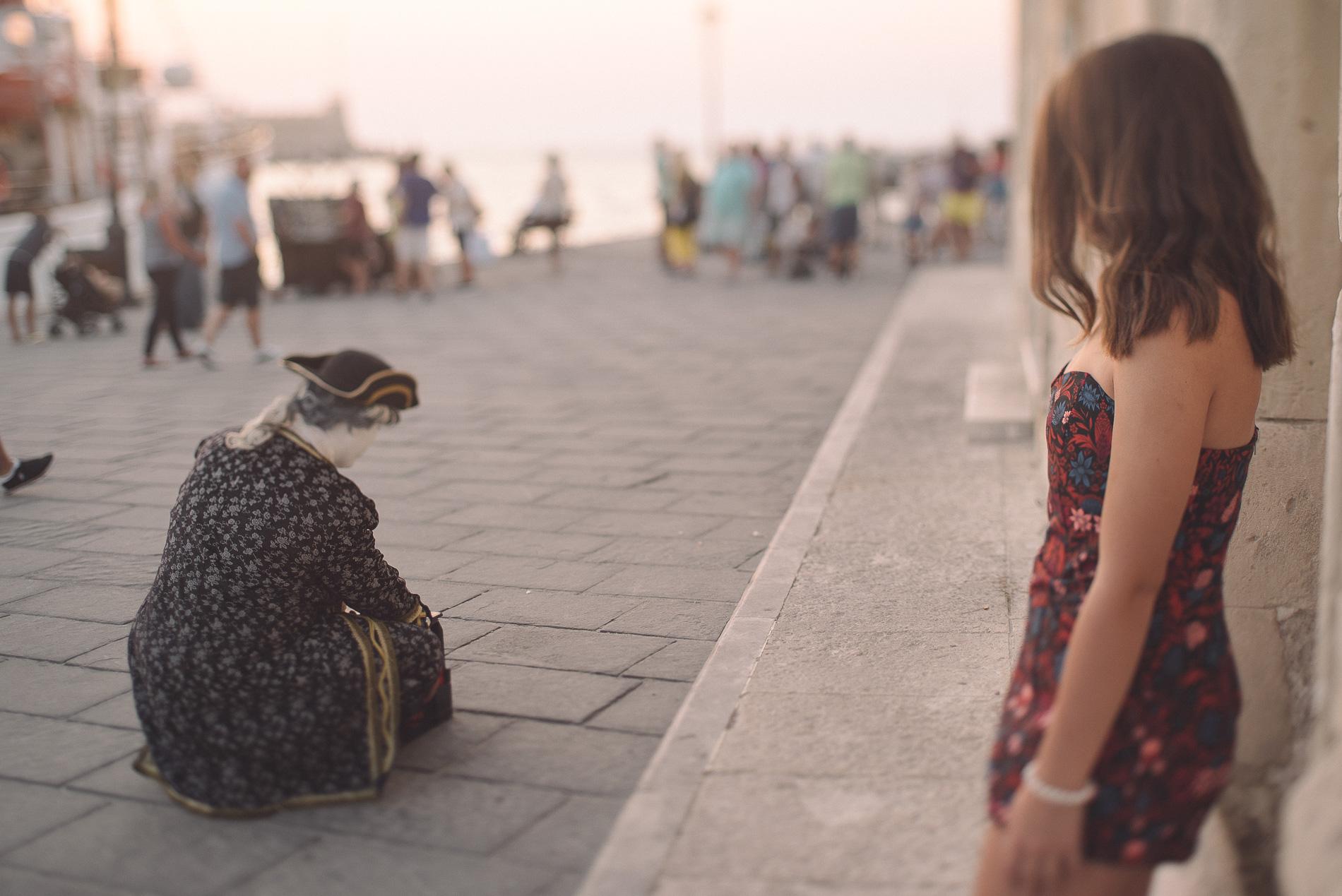 Chania Crete Greece portrait photographer