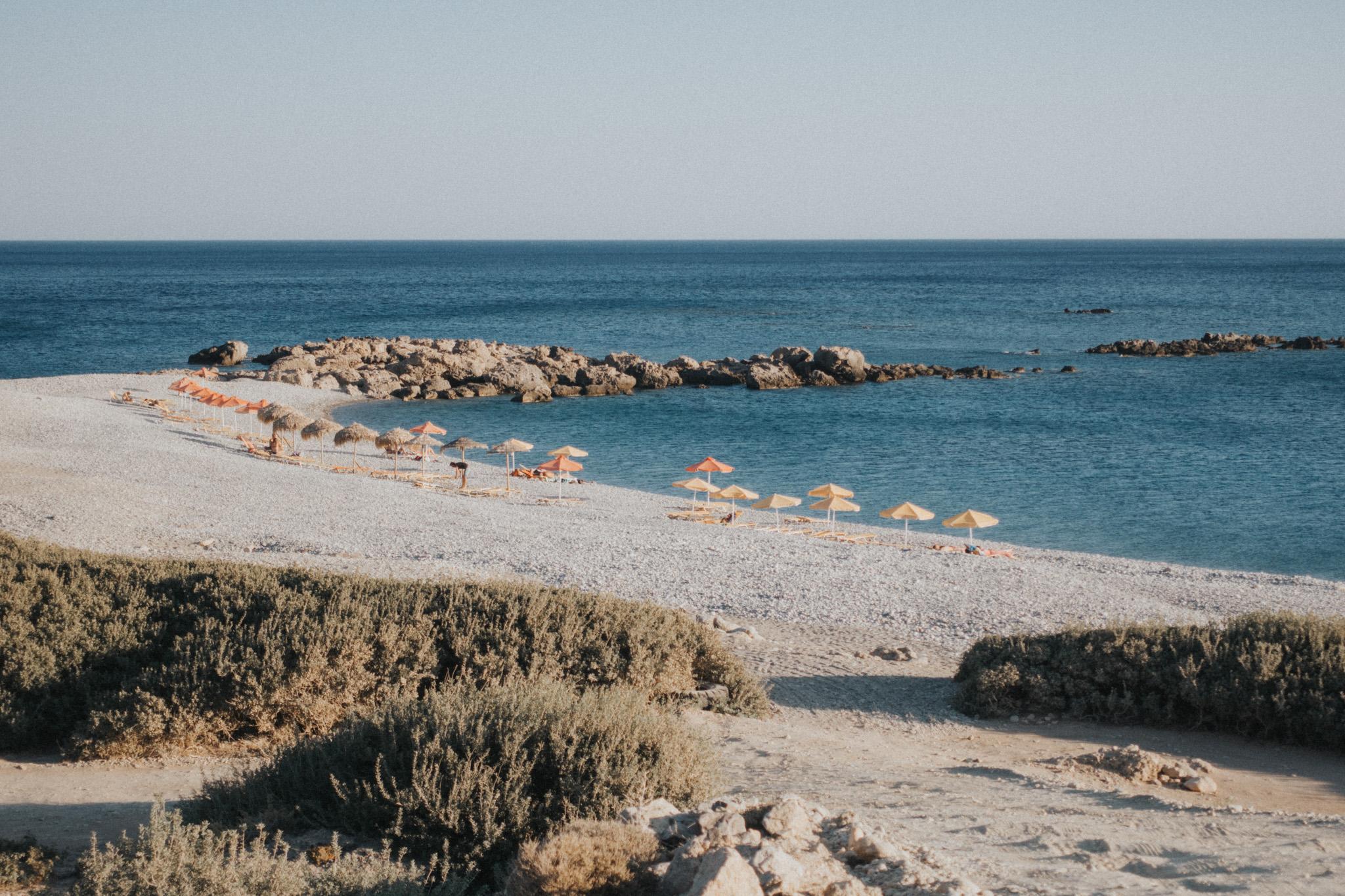 Gialiskari beach Paleochora