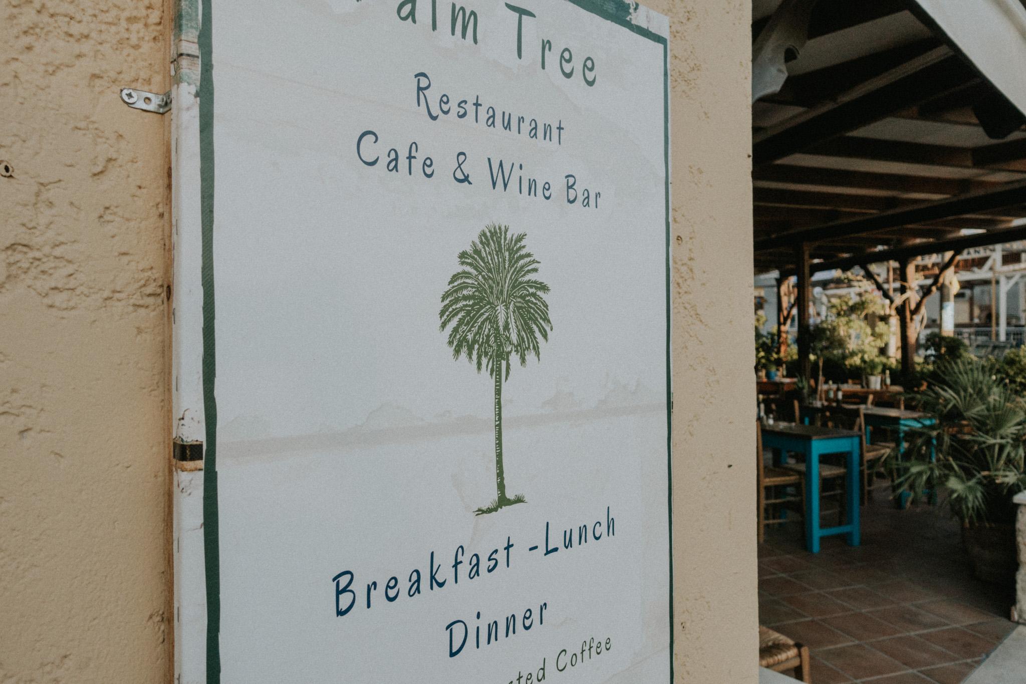 Pall Tree Paleochora Crete