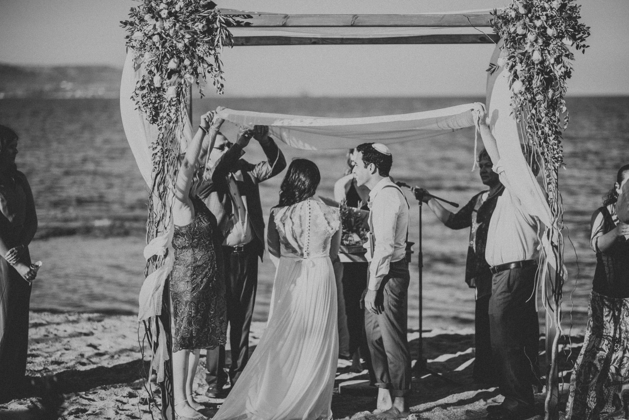 Jewish wedding in Chania Crete Greece