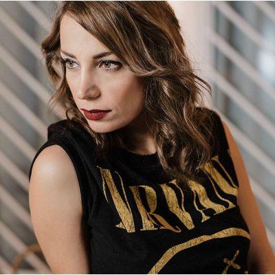 singer Georgia Dagaki